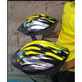 Accesorios Para Ciclismo O Motos Casco Talla L