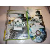 Ghost Recon Advanced Warfighter 2 Completo Para Tu Xbox 360