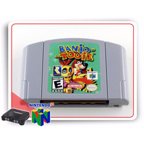 N64 Banjo Tooie Original Nintendo 64