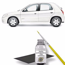 Retoque Tinta Automotiva - Branco Mahler Gm Celta E Corsa