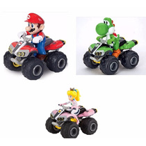 Mario Kart, Yoshi, Peach Rc, Nuevo!! $1,360 Cada Uno