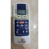 Control Original Para Minisplit Westinghouse R51d/ce
