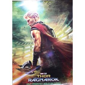 Poster De La Pelicula Thor Ragnarok