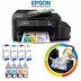 Multifuncional Epson L575-wifi-fax Sistema Continuo Original