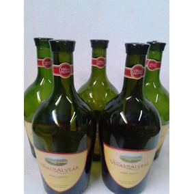Botellas Viñas De Alvear 1250 Ml Vacias X 10