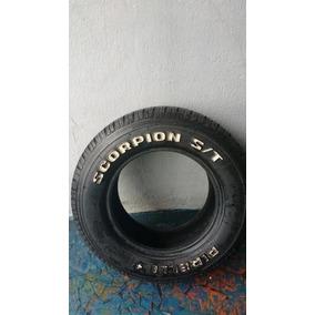Pneu Aro 16 Pirelli Scorpion S/t 225/70 R16