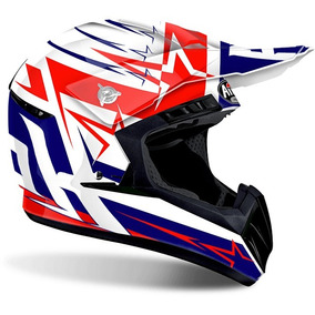 Casco Cross Airoh Switch Startruck Gloss