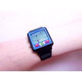 Antiguo Reloj Vintage No Game Watch Casio Juego Nuevo Año 80