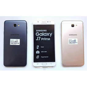 Samsung J7 Prime Original Nuevo + Blindado