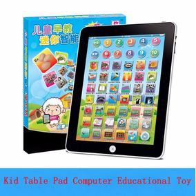 Tablet Pop Pad Interatividade E Diversão (branco E Rosa)