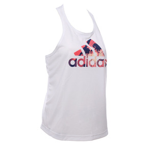 Musculosa adidas Training Summer Logo Mujer Bl