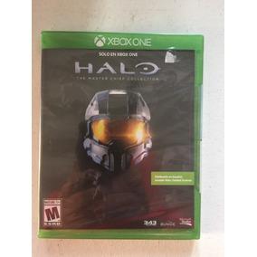 Halo The Master Chief Collection Xbox One Disco Fisico