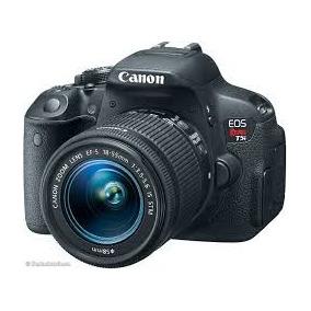 Canon Eos Rebel T5i Kit 18 55 Full Hd 18mpx Wifi