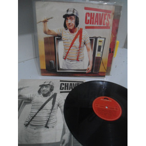 Lp Disco De Vinil Turma Do Chaves