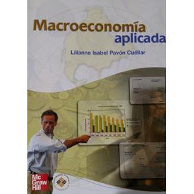 Macroeconomia aplicada pavon en mercado libre mxico macroeconomia aplicada lilianne pavon fandeluxe Images