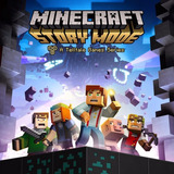 Minecraft Story Mode Episodios De 1 Al 8 / Pc / Fisico