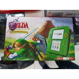 Nintendo 2ds Sellado Versión Zelda Envio Gratis