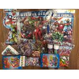 Cotillón Avengers, Cars, Frozen, Minion, Paw Patrol, Goku