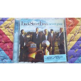 Cd Backstreet Boys Never Gone Nvo Cerrado Descatalogad Envio