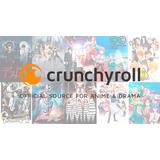 Crunchyroll Cuen-tas Premiun D 3 Meses ! Entrega Inmediata