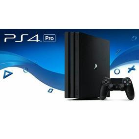 Playstation Ps4 Pro Nuevas 1tb