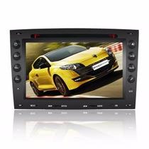 Central Multimídia Dvd Renault Megane 03/08 Completo