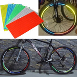 Adesivo Refletivo Para Aro Bike & Moto - Varias Core