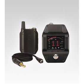 Transmissor E Receptor Sem Fio Pedal Afinador Glxd16br Shure