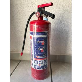 Extintor En Paquete De Protección Civil