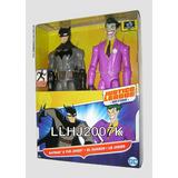 Batman & Joker Two-pack 12 Pulg Justice League Action Baf