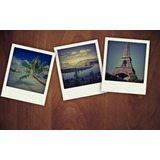 Impresión Digital De Fotos Tipo Polaroid 9x10,5 Cm