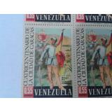 Barato Coleccion Estampillas Venezolanas Bolivar-fuerza Aere