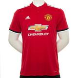 Camiseta Manchester United 2017/18 adidas Sport 78