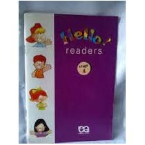 Livro Hello! Readers Stage 4 Today Is Halloween