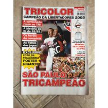Pôster Série Tudotudo Futebol Tricolor Campeão Libertadores