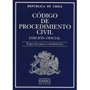 Codigo De Procedimiento Civil 2021 Estudiantes / Ed.juridica