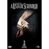 A Lista De Schindler - Edição Especial - 2 Dvds