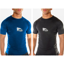 Camisa Térmica Manga Curta Proteção Solar Uv Corrida Moto!!!