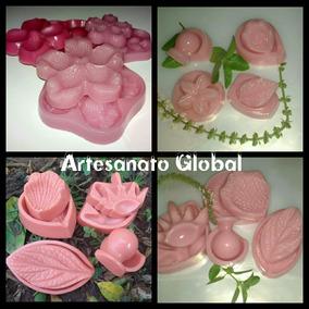 Kit Frisadores Rosas 15 Peças - Clica Em Descrição
