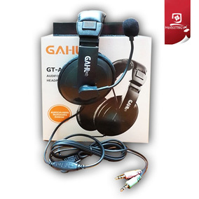 Audifono Con Microfono Gahl Tech Gt-am01 Originales