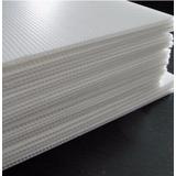 Placa De Corrugado Plástico 80x60
