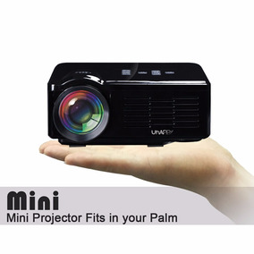Proyector 800 Lumen 800 Lumen 800 Lumen Video Bean