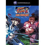 Juego Super Street Fighter 2 Turbo Hd Remix Digital Ps3