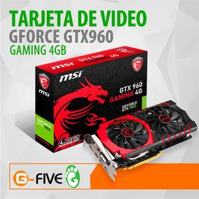 Tarjeta De Video Msi Gforce Gtx 960 Gaming 4gb