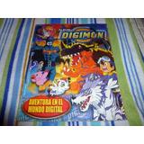 Album Digimon Completo Impecable!! Leer Todo!