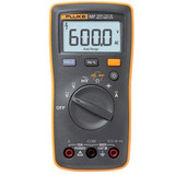 Multímetro Digital Fluke 107 Cat3 C/ Nfe Garantia 1 Ano 600v