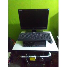 Computadora Ibm Pentium 4. Con Mesa Y Ups