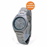 Reloj Eurotime All Stainess Steel 11/2171 - Microcentro