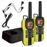 Uniden Gmr4060-2ckhs 2 Radios Con Iones De Litio Cargador
