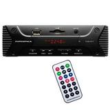 Toca Radio Powerpack Tcsd 2317 Usb / Sd / Aux / 800w Pmpo